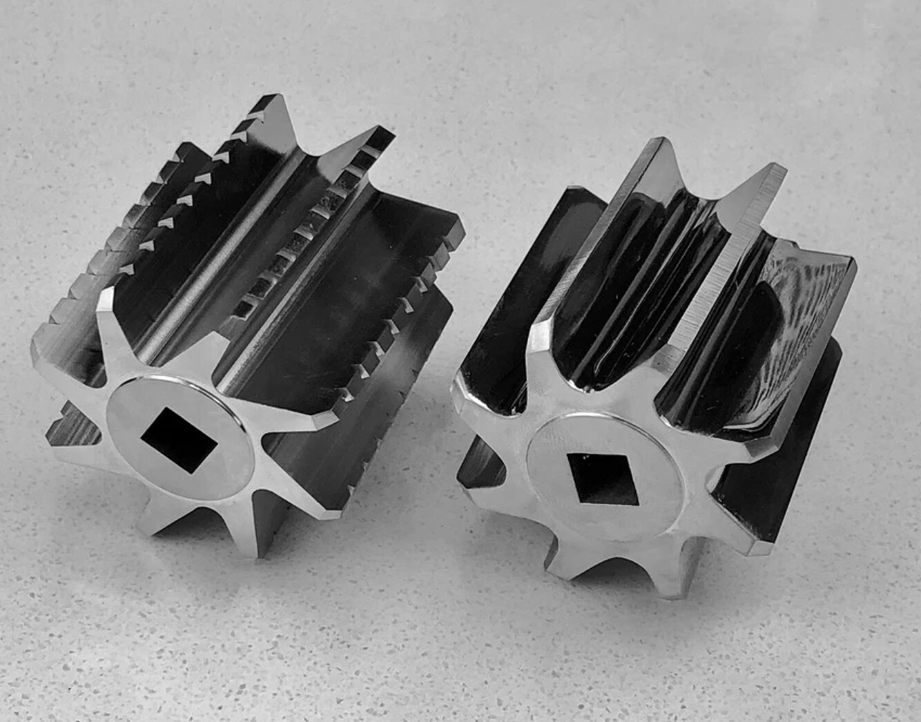 stainless steel cutters for juicer