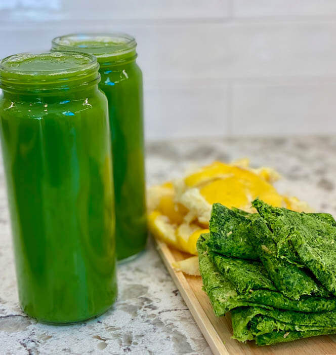 Green juices