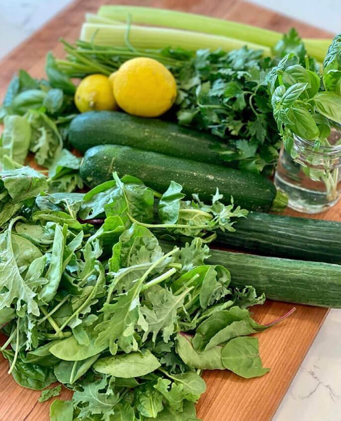 Vegetables for keto diet
